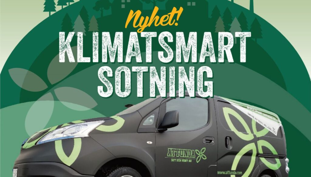 Klimatsmart Sotning-Green Sweep